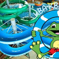 Скидка в «Ква-Ква парке» в день рождения 50%